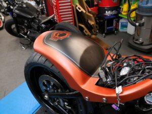 Breakout Komplettumbau Harley-Davidson FXSB 103 TwinCam