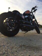 Harley-Davidson Bobber Sportster 48 Forty-Eight
