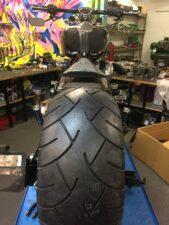 280er Umbau Breakout Harley-Davidson FXSB