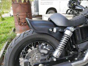 Bobber Umbau mit Harley-Davidson FXDB Street Bob