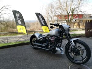 Harley-Davidson FXSE 110 Komplettumbau