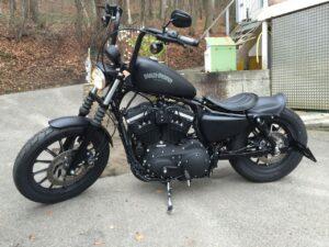 Harley-Davidson Sportster Bobber Umbau (12)