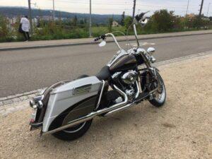 Road-King-Chicano-Gangster-Apehanger-BigSpoke-Wheel-Harley-Davidson