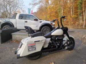 Harley-Davidson FLHRXS Burleigh Highball Umbau