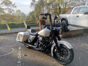 Road King special Ape Hanger