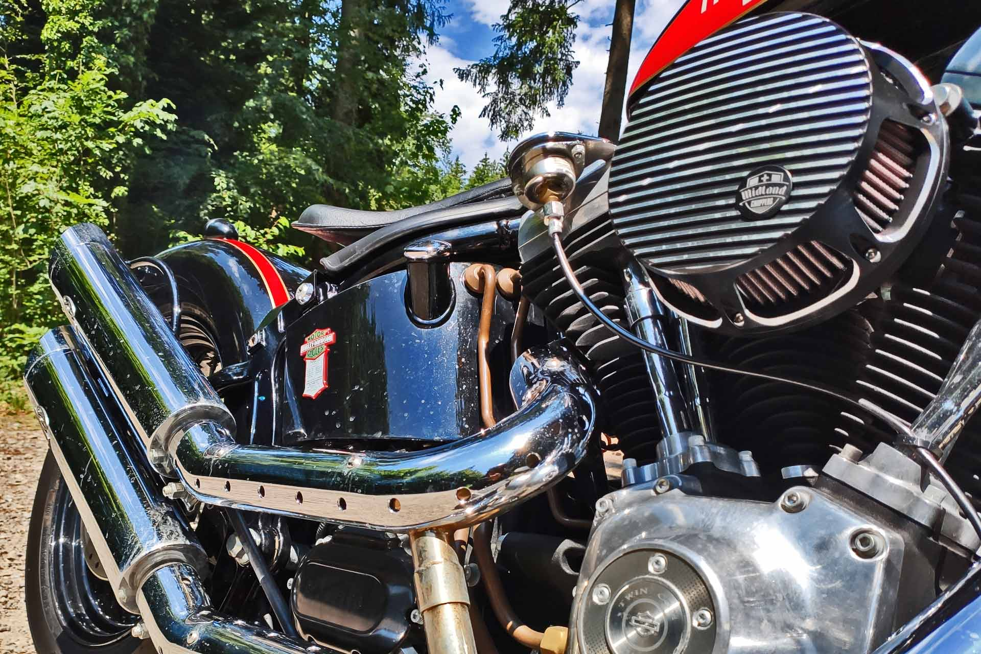 Jekill and Hyde Midland BSL Thundermax Zsukart Service Harley-Davidson Schweiz