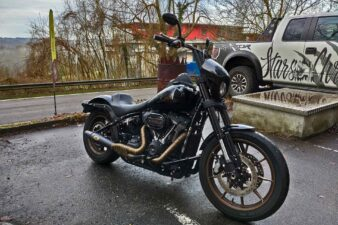 Harley-Davidson FXLRS Low Rider S Clubman Clubstyle Sons of Anarchy