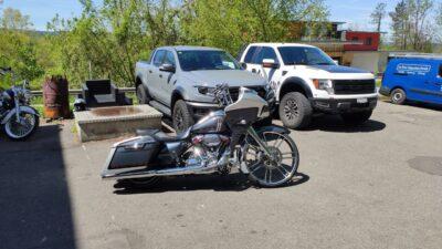 Harley-Davidson BigWheel Bagger