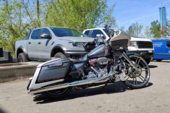 Road Glide Bagger Harley-Davidson BigWheel Bagger