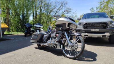 Harley-Davidson BigWheel Road Glide Bagger