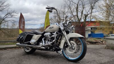 Carlini Gangster Apehanger 18Zoll Mexican Style Harley-Davidson