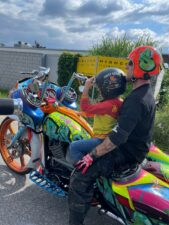 Road Glide Sound Bagger Harley-Davidson